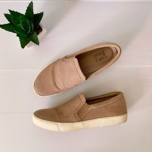 Naturalizer Tan Leather Loafer size 7.5